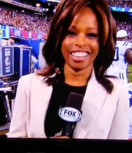Pam Oliver, FOX NFL Sunday