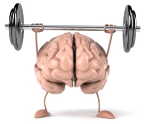 Mentally-Tough Brain
