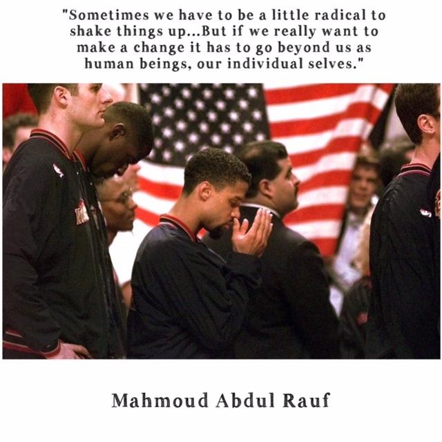 Mahmoud Abdul Rauf
