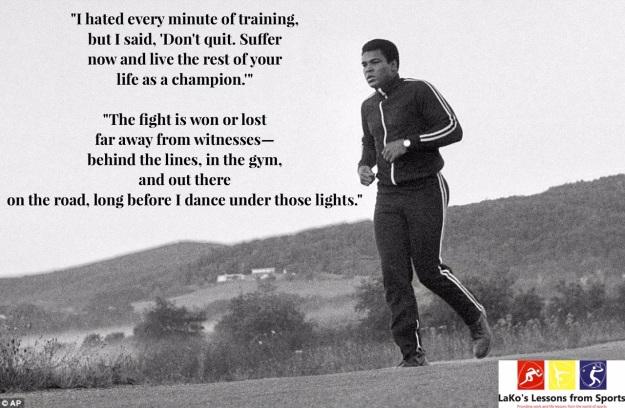 Ali and preparation